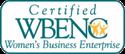 GGBailey - Certified Women's Business Enterprise Logo