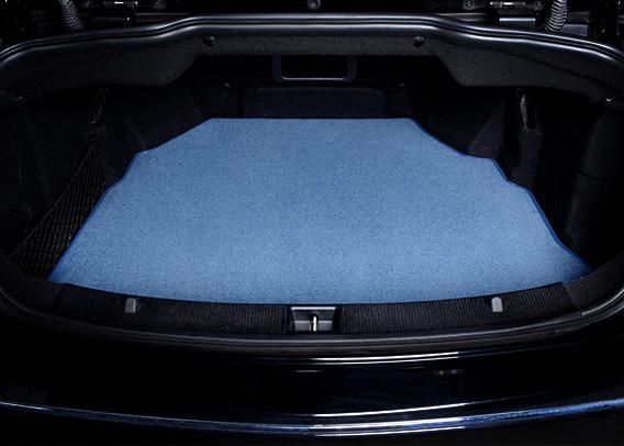 GGBailey - Premium Car Mats - Blue 2